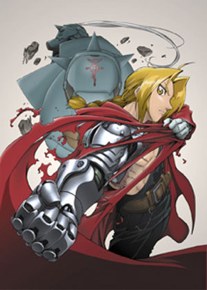 What got me into anime? I think it was Fullmetal Alchemist (the original) или it may have been Trinity Blood, cant remember :)