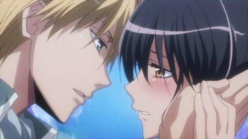Couple 3:Usui Takumi and Misaki Ayuzawa From kaichou wa maid sama!!