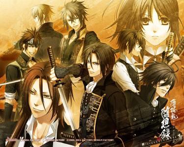 """-Hakuouki- Hilarious, samurai era, romantic, tragic... SOUJI~!!!!!!TTATT"""""""""""""""