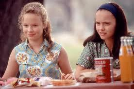 Thora Birch & Christina Ricci.