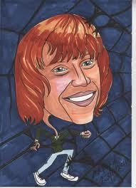 Because SOME IDIOT decided to draw Rupert Grint like this!
