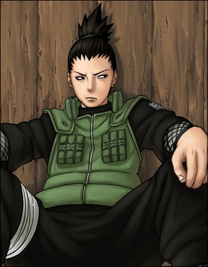 Nara shikamaru (Naruto) or Coyote Starrk (Bleach). I'm lazy as hell and find a lot of physical things a pain in the ass. And I amor to sleep. Although I'm definitely no where near their intellect....