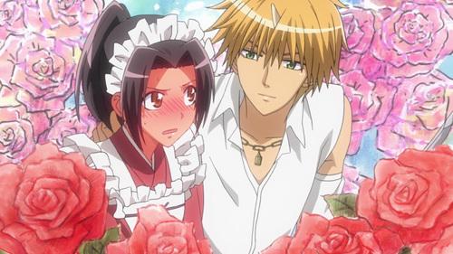 misa-chan blushes alot~!