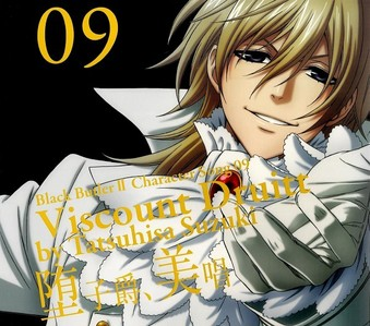 Aleister Chamber also called Viscount Druitt is a total perv! but still cute.