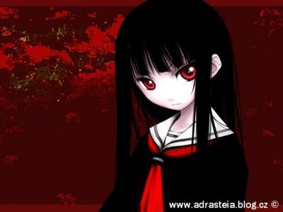 Ai from Hell girl