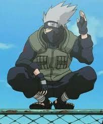 I'm a guy so i can't judge whether he is hot یا not...but kakashi hatake