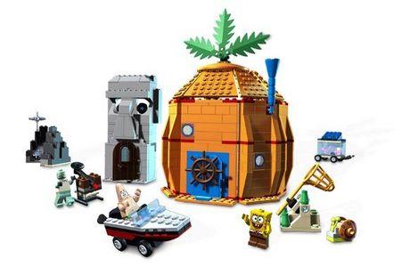 Hardest Lego Set >> Which Lego Spongebob set is the hardest to build? - Lego SpongeBob Squarepants Answers - Fanpop