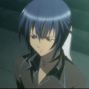 Ikuto ^^ he's a good onii-sama so I'm pretty sure he could take care of me in the island :PP