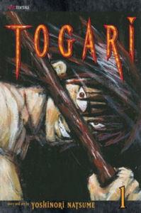 Togari is a great manga.
