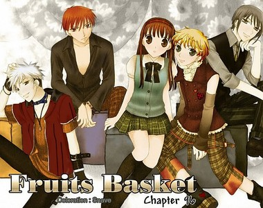 I got into anime after I watched Fruits Basket.
