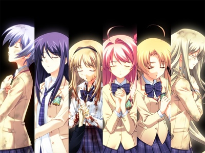 Maybe ChaosHead Or Another For Horror And Romance Kimi Ni Todoke Special