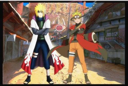 naruto of course,my one and only choice! <3 <3 <3
