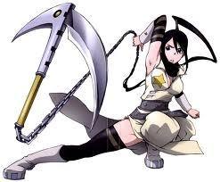 Tsubaki from Soul Eater!