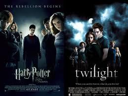 Probably becuz is meer HP luvers on here. Everyone has their opinion. But I do think it's unfair that Harry Potter lovers can say that Twilight sucks and everyone agrees. Twilight lovers say It's not nice and please stop but they don't stop. Then when twilight lovers say Harry Potter sucks the harry potter lovers say NO! YOUR WRONG! TWILIGHT SUCKS! See, everyone, if your reading this and u usually do that, please stop! It's annoying and quite offensive. I'm A TwihardPotterHead; to me, they r the same.