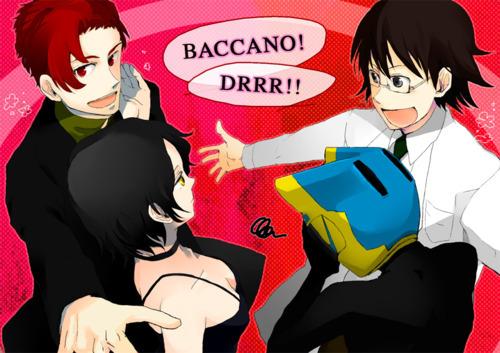 Baccano! 또는 두라라라!!