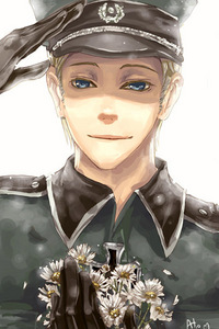 Germany from Hetalia.
