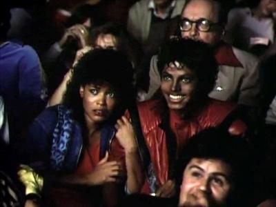 I was born in October, so I'm Thriller! :D