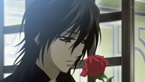 Kaname from Vampire Knight