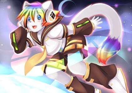 Fuzzy Len! X3