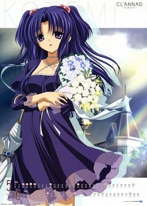 Kotomi from Clannad :)