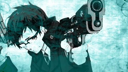 Yukio from Ao No Exorcist