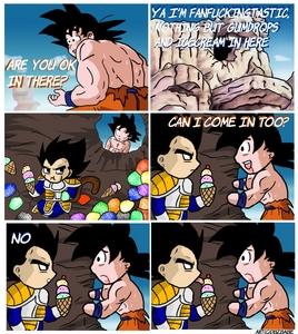 আপনি can be awesome... আপনি cannot insult anime... আপনি can have a cookie!(But the gumdrops and icecream is mine!!!)