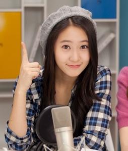 mine is Krystal..^^