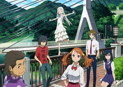 AnoHana, Clannad and Clannad after story