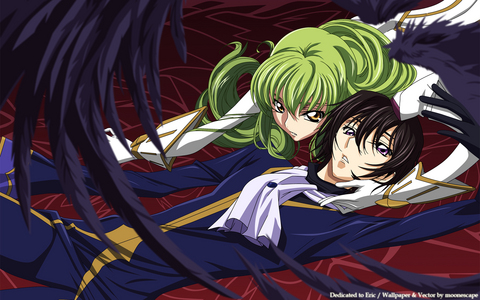 Lelouch and C2 - Code Geass