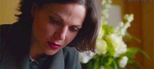 So you're Emma Swan, does that make me Regina!?