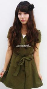 Suzy is pretty in every way ^.^