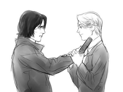 """well mine is kinda weird, it's from my favorit character Johan Liebert, """"look at me, look at me the monster inside me is getting bigger,help the monster within me is about to explode"""". My detik favorit quote is from my detik favorit character kenzo Tenma """" when anda are in the dark anda only sink farther so keep the light shining. Tenma left; Johan right;"""