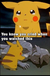 Pokemon: the first movie!