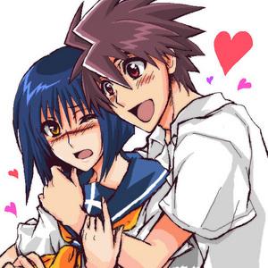 Kazuki x Tokiko of Buso Renkin I suppose~