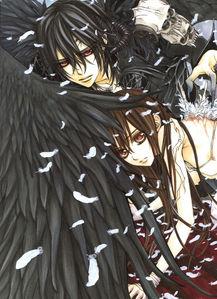 My favorito animê couple : Kaname and Yuuki