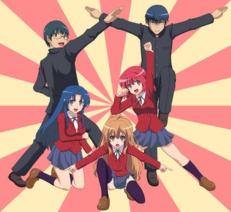 ToraDora to the rescue