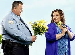 "Mike & Molly from ""Mike & Molly"""