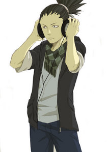 He's too lazy. But if he weren't lazy he wouldn't be Shikamaru.
