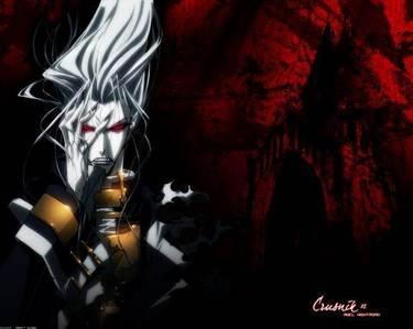 Able Nightroad, Crusnik form - Trinity Blood