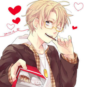 I'm stuck between America & Tamaki~ Oh well... Enjoy!~