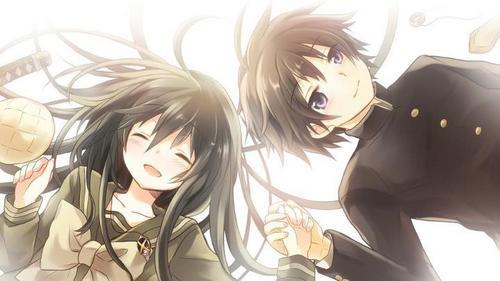 shana and yuji