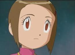 i like kari 4rm digimon