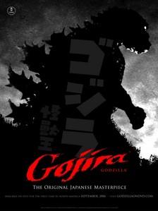 Japenese Original, Gojira.