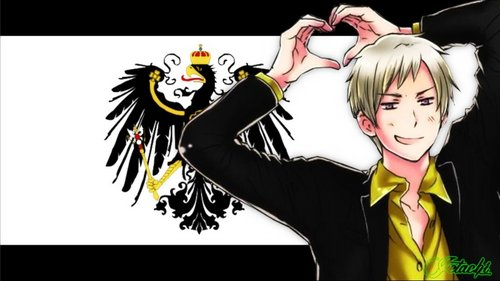 i'm Prussia all the way with every way i act and my awesomness