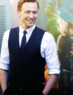 Tom Hiddleston ♥