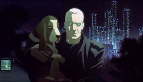 Batou-Ghost In The Shell