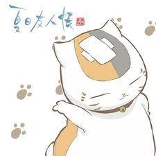 Nyanko sensei from natsume yuujinchou :)