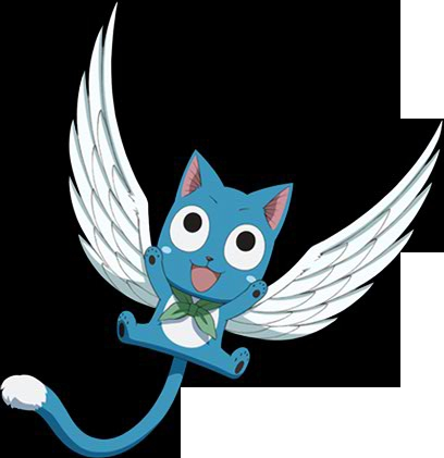Happy of Fairy Tail :)