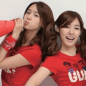 Yoona and Tiffany!! <3