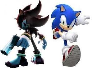 Sonic the Hedgehog and Shadow the Hedgehog